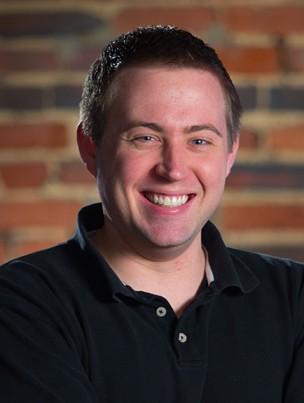 Brian Hamilton, Senior Software Engineer at SaleSwarp