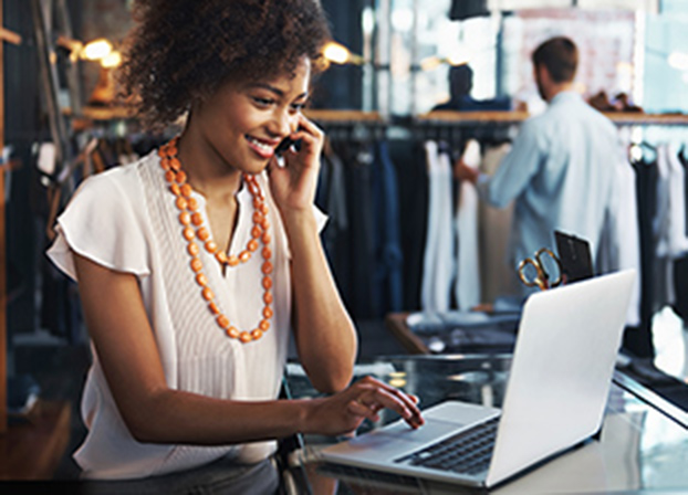 SalesWarp Mid-Size Retailer